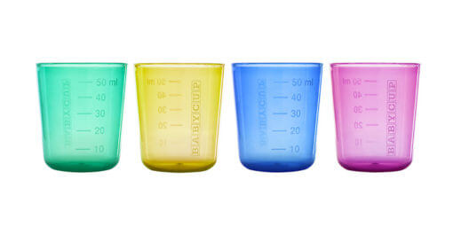 Babycup - mix barev