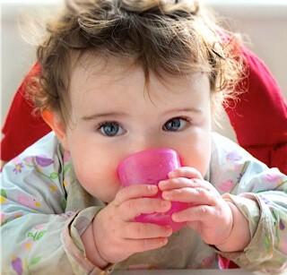 Babycup - použití