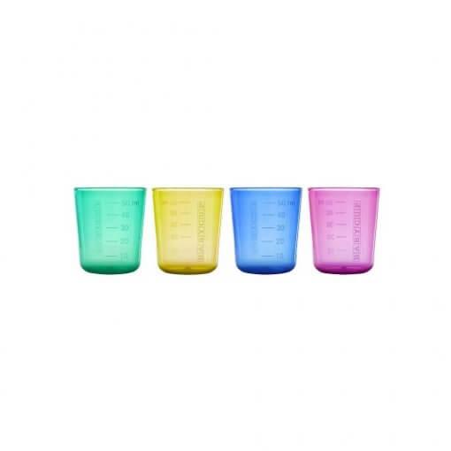 Babycup - barevný mix - pohled- novinka 2021