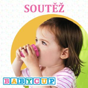 Soutěž o kelímky Babycup