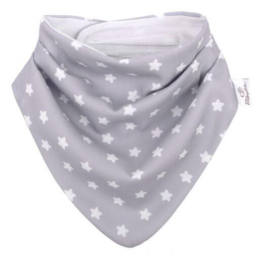 Bibetta slintáček šedý s hvězdami