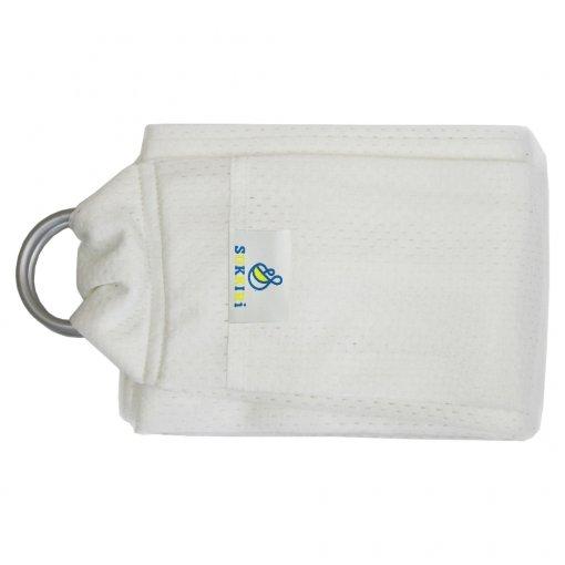 Šátek Sukkiri watter sling - bílá