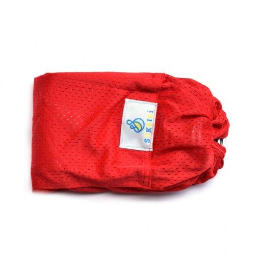 Šátek Sukkiri watter sling - červená