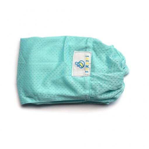 Šátek Sukkiri watter sling - mátová