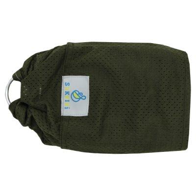 Šátek Sukkiri watter sling - olivově zelená