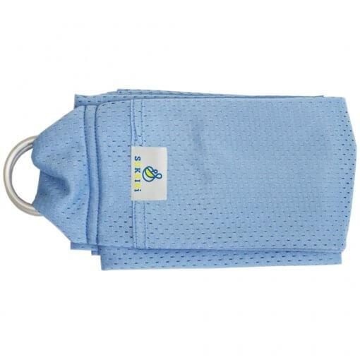Šátek Sukkiri watter sling - světle modrá