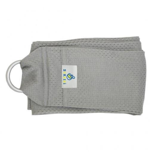 Šátek Sukkiri watter sling - světle šedá